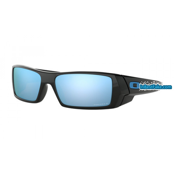 86d4d01e74 Foakley Gascan Sunglasses Polished Black with Prizm Deep Water ...