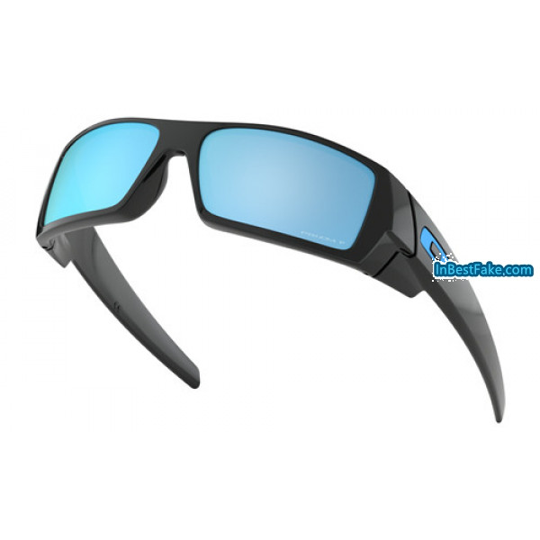 ca9048936b9 Foakley Gascan Sunglasses Polished Black with Prizm Deep Water ...