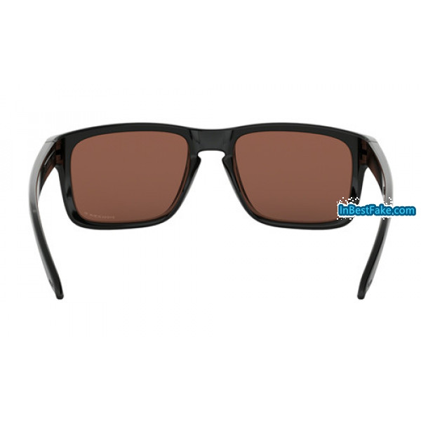 b7c3dde966 Foakley Holbrook Sunglasses Polished Black with Prizm Deep Water ...