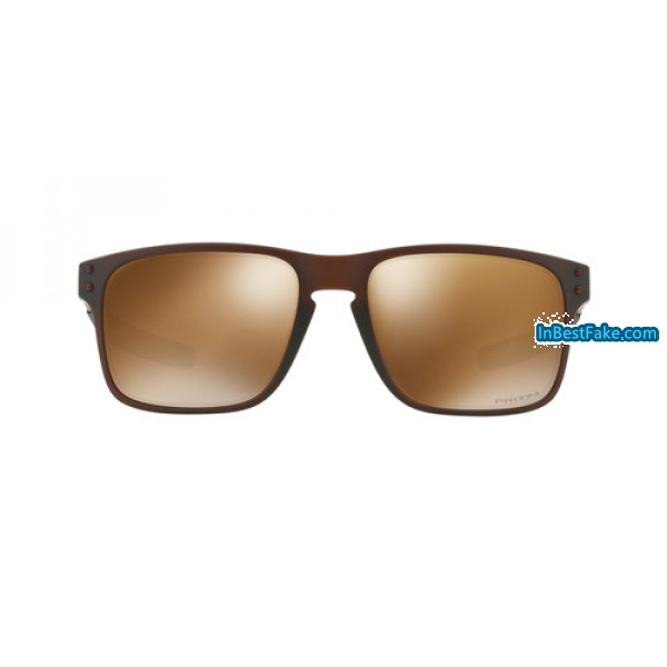 b848f4c3aae Oakley Holbrook Mix Men Sunglasses Matte Root Beer with Prizm ...