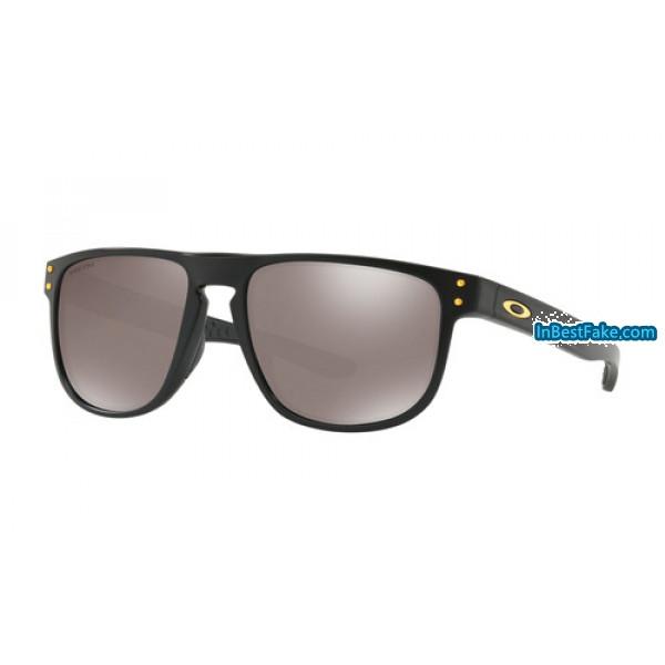 0becc64f4c Oakley Holbrook R Men Sunglasses Matte Black with Prizm Black ...