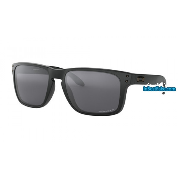e37e138e1c8 Oakley Holbrook XL Sunglasses Matte Black with Prizm Black Polarized ...