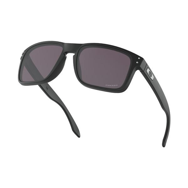 99e1b129e4 Cheap fake Oakley Holbrook Sunglasses Matte Black with Prizm Grey ...