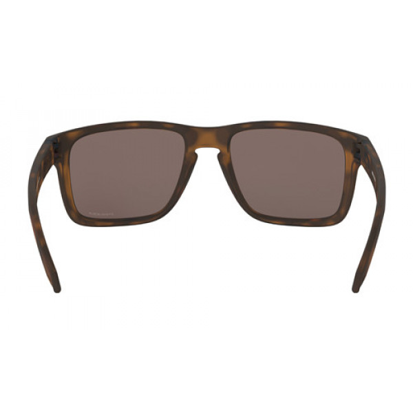 eefb8844298 Oakley Holbrook XL Sunglasses Matte Brown Tortoise with Prizm Black ...