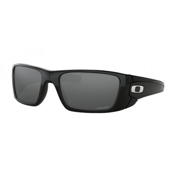 5f3f634637 Replica Oakley Fuel Cell Sunglasses Polished Black with Prizm Black ...